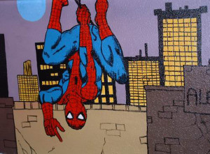 pared_spiderman